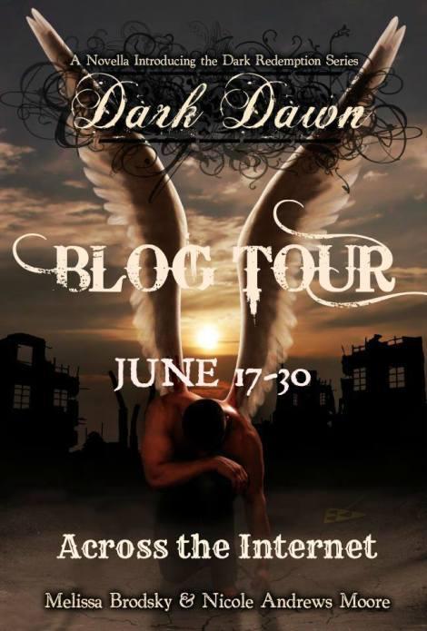 dark dawn tour button