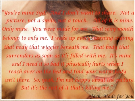 Made for You Excerpt 3