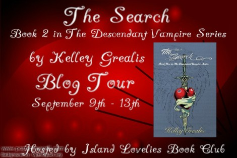 The Search Tour Banner