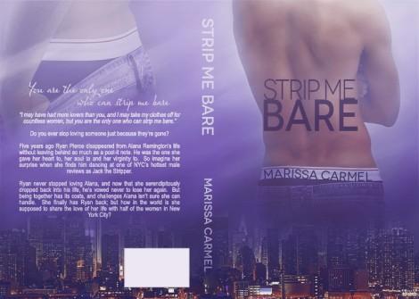 strip me bare cover