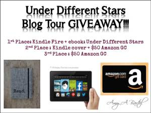 GIVEAWAY Under Different Stars (1)