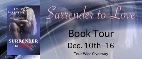 Surrender To Love Banner #2