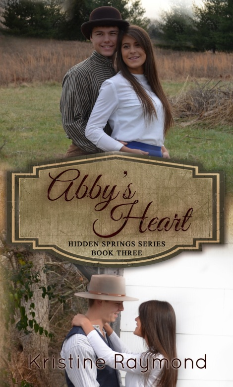 Abby's Heart Cover