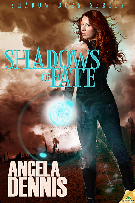 Cover ~ Shadows of Fate
