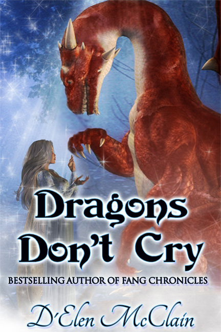 Dragon's Don't Cry Cover