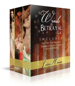 Winds of Betrayal Box Set