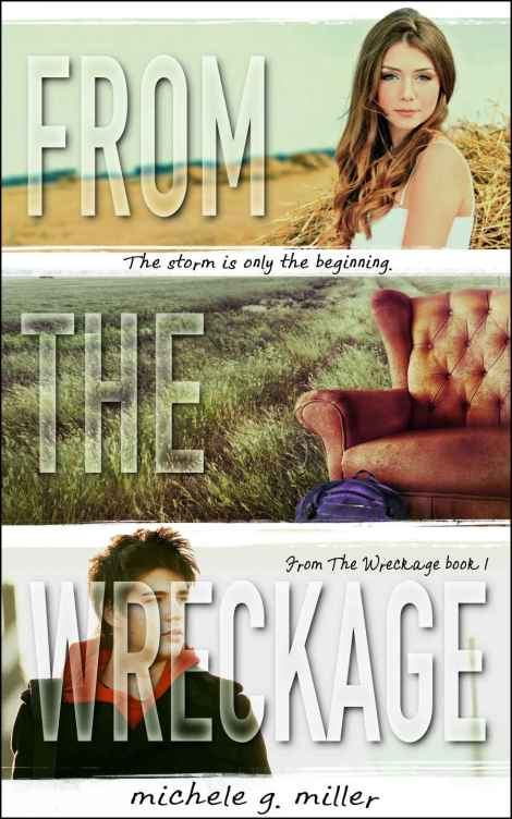 from the wreckage cover