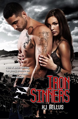 IRON SINNERS COVER