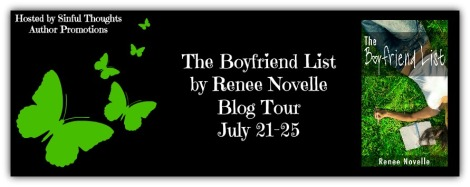 The Boyfriend List Tour Banner