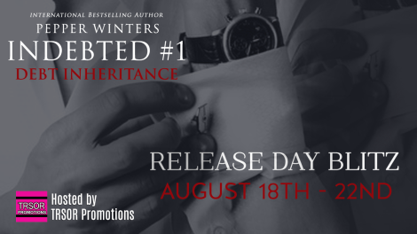 indebted release day blitz banner