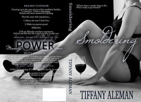 Smoldering Tiffany Aleman