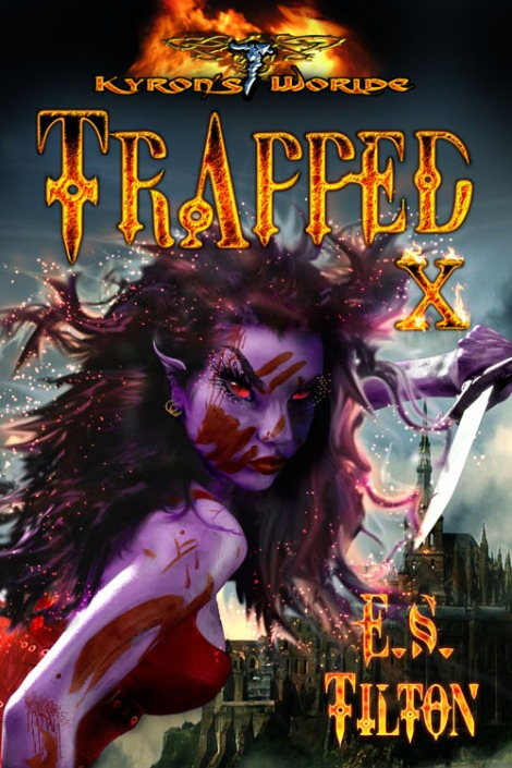 trapped x