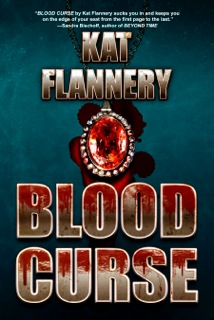 Blood Curse Front Cover