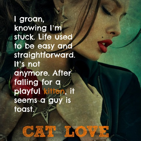 Falling for Kitten teaser Cat Love